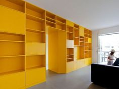 11 Apartments that used the yellow accent to perfection! | Ideas | PaperToStone
