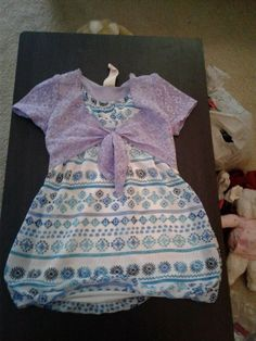 NWT JUSTICE Girls 10 Lavender Peasant Flounce Top