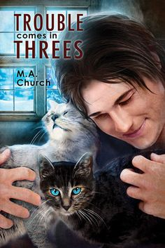 "Review: ""Trouble comes in Threes"" by M.A Church – OptimuMM"