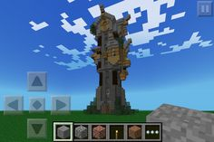 Minecraft pe Mage Tower (pc version rebuild)