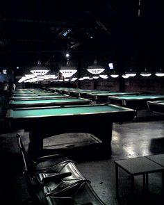 The Garage, Billiards and Bowling