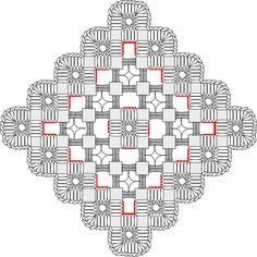 hardanger embroidery free patterns | Hardanger Patterns