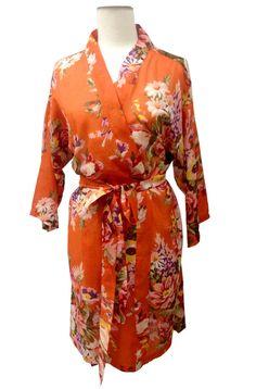 33 Best bridesmaid robes cheap unique bridesmaid gifts cotton kimono ... ec5157e49