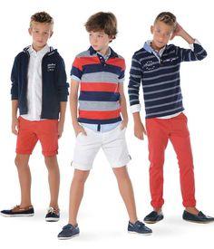 Jʊ√ҽɳỈʂ... Junior   | mayoral Tween Boy Fashion, Cute Kids Fashion, Guy Fashion, Winter Fashion, Young Cute Boys, Cute Teenage Boys, Boys Summer Outfits, Cute Outfits For Kids, Simple Outfits