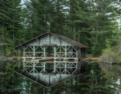 Nab J.P. Morgan's Adirondack Great Camp for $3.25M - The Great Outdoors - Curbed National
