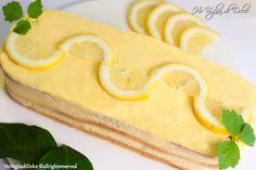 Tiramisù al limone, ricetta dessert fresco | Ho Voglia di Dolce