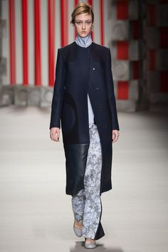 Eudon Choi - Fall 2015 Ready-to-Wear - Look 3 of 30