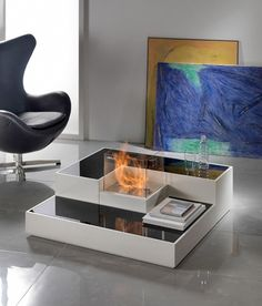 59 best bioethanol fires images fire places fireplace set fire pits rh pinterest com