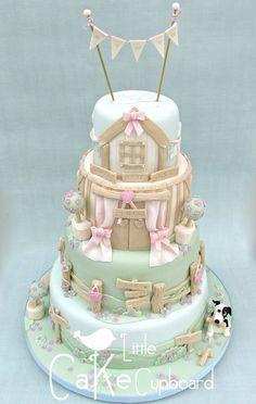 little cake cupboard