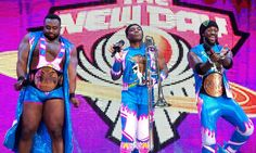 New Day's top moments as year-long tag champs = The New Day has held the W…W…E…World…Tag…Team…Championships for more than a calendar year. The trio managed to stay entertaining in that span as both a heel and babyface act.  New Day has provided.....