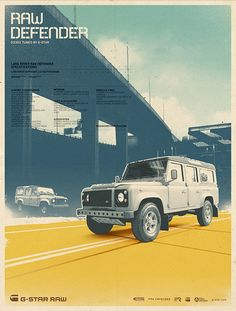G-Star Raw Posters by Mehmet Gozetlik c6829b97f03a3