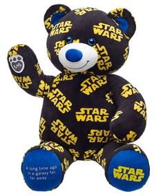 Build-A-Bear launches its first line of scented teddy bears