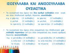 Ηλεκτρονική Σχολική Τάξη (η-Τάξη) | ΓΛΩΣΣΑ | Έγγραφα