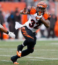 Jeremy Hill, Cincinnati Bengals