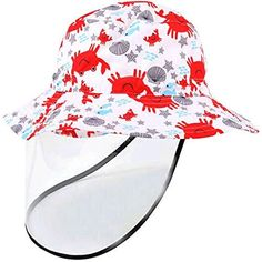Blue /& White w//Silver Accents w//Lace Baby Bucket Hat NEW FREE SHIPPING