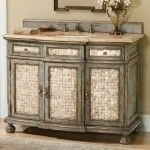 Ambella Home Collection - Andalusian Sink Chest - 06685-110-400  SPECIAL PRICE: $3,360.00
