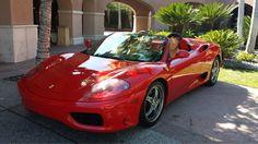 Our sent us his for Chrome. Ferrari F360, Ferrari World, Chrome Wheels, Luxury Cars, Bmw, Fancy Cars