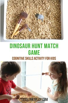 This Animal Hunt Match Game is a great activity for kids of all ages!It's super quick to set-up and delivers so much fun! Activities For 2 Year Olds, Outdoor Activities For Kids, Preschool Activities, Animal Matching Game, Matching Games, Sensory Bins, Sensory Play, Crafty Kids, Toddler Preschool