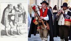 Italian Christmas: customs and Celebrations - Zampognari