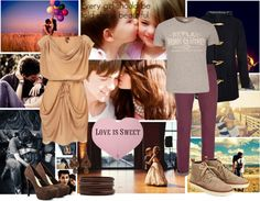 """Every girl should be loved"" by erincoenegrachts ❤ liked on Polyvore"