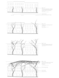 Parasitize the Void: A New Green Tissue for the City - eVolo | Architecture Magazine