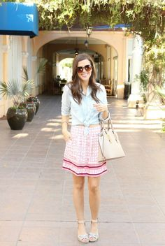 Sophistifunk by Brie Bemis | A Personal Style + Beauty Blog: The Globetrotter Skirt