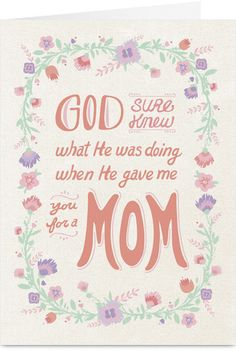 46 best mothers day images on pinterest happy mother s day god gave me mom m4hsunfo