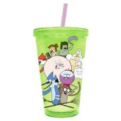 Regular Show Group 18 oz. Carnival Cup