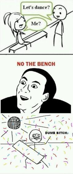 bahahahaha the last pic