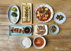 Home meal in Korea #집밥