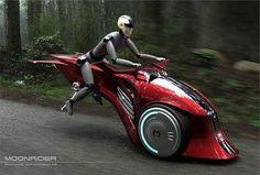 MoonRider Flying Bike