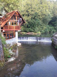 Vrbovsko Adriatic Sea, Central Europe, East Side, Croatia, Natural Beauty, National Parks, House Styles, City, Beautiful