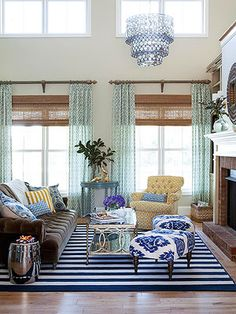 No need to knock down walls! @fieldstonehill shares small decorating tweaks with big impact.