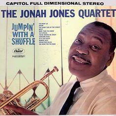 Artist:  The Jonah Jones Quartet  Title:  Jumpin' With a Shuffle