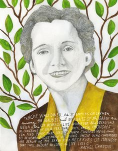 When she penned her 1962 book Silent Spring, marine biologist, conservationist and writer Rachel Carson (May 27, 1907–April 14, 1964) loudly...