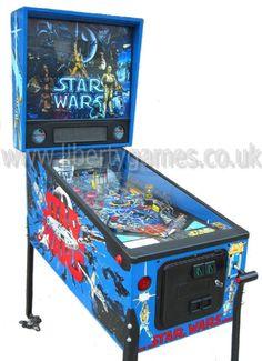 Pinball Machines | Star Wars Pinball Machine