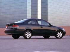 Honda Civic Coupe (1996 – 2000).