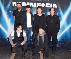 """Rammstein mit """"Paris"""" in Berlin"""