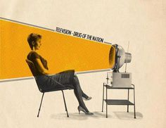 Television - Drug of the nation