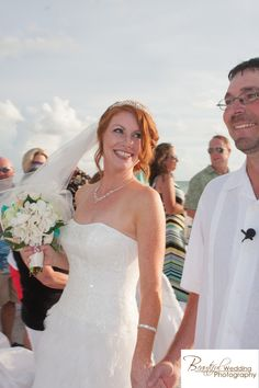 Leiker beach wedding, photo by: Beautiful Wedding Photography