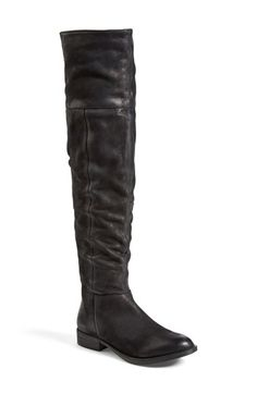 Steve Madden 'Heisnbrg' Leather Over the Knee Boot (Women) (Online Only) available at #Nordstrom