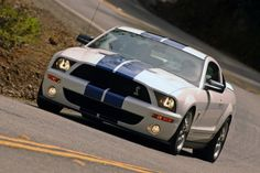 2007 Shelby GT 500