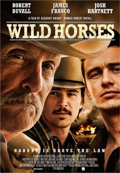Wild Horses Robert Duvall