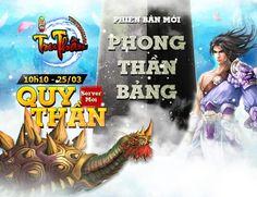 Tru thần là tựa game nhập vai hot trên điện thoại với lối chơi phong phú và đồ họa sắc nét. Với việc tung ra phiên bản mới mang tên Phong th...