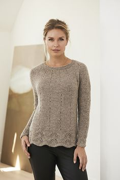 Ravelry: Axis sweater pattern by Katrine Hannibal