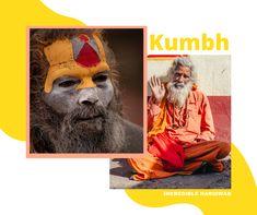 Kumbh Haridwar Sadhu Nagaa Baba Kumbh Mela, Haridwar, Lord Vishnu, Incredible India, The Incredibles