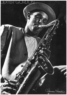 Jazz Artists, Jazz Musicians, Dexter Gordon, Sax Man, Hard Bop, Contemporary Jazz, Cool Jazz, All That Jazz, Music Tattoos