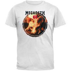 Megadeth - Reflected T-Shirt