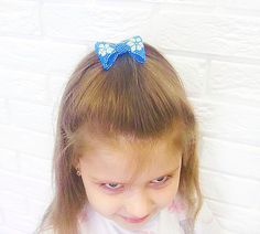 Infant hair bow, Bead hair ties, Elastic wrap ponytail holder, Turquoise scrunchy hair tie $17.00 Blue Necklace, Strand Necklace, Barbie Clothes, Barbie Dolls, Baby Hair Bows, Hair Beads, Turquoise, Ponytail Holders, Up Hairstyles
