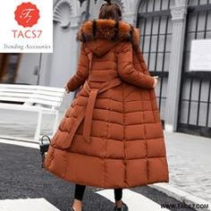 Estylo Winter Warm Waterproof Overcoat – Trending Accessories Red And Grey, Black, Cocktail Wear, Jackets For Women, Ladies Jackets, Shoulder Sleeve, Canada Goose Jackets, Fur Coat, Winter Jackets